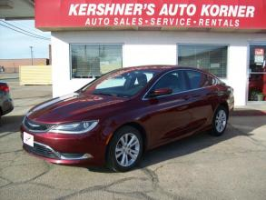 2015 Chrysler 200 Hastings NE 216 - Photo #1